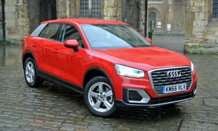 Cue Audi's Q2, the latest non-Quattro SUV