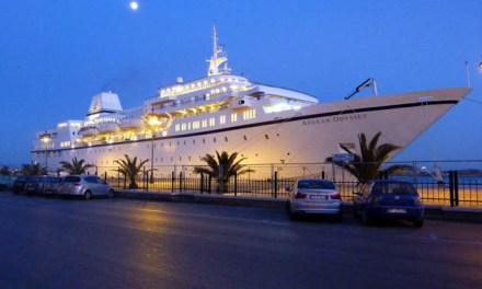 Cultural cruising with Voyages to Antiquity