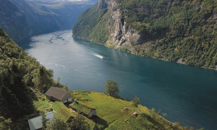 Enjoy a luxury fjord adventure with Celebrity
