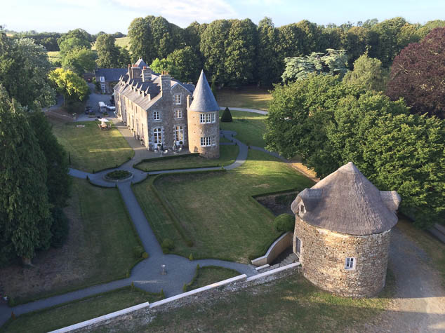 Historic Château launches for chic family retreats