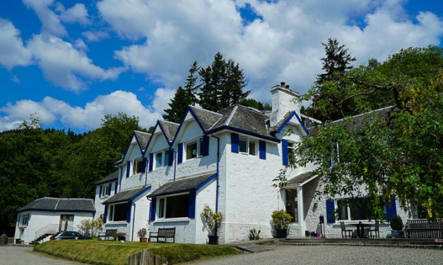 Review – The Four Seasons Hotel, St Fillans, Perthshire