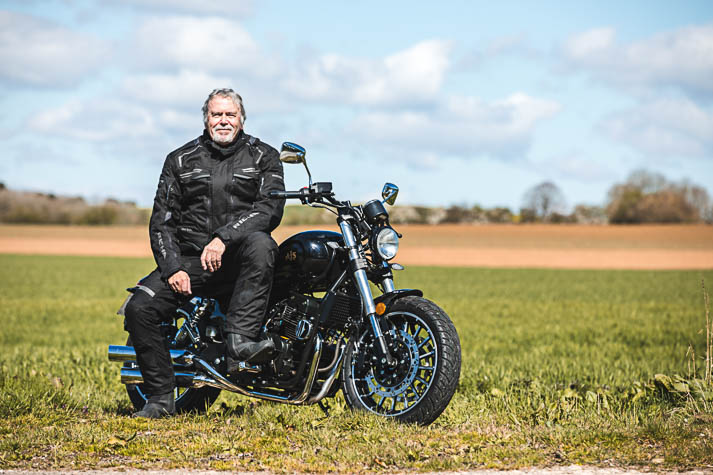 First ride: AJS Highway Star 125