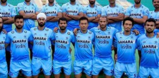 Men's Indian Hockey Team