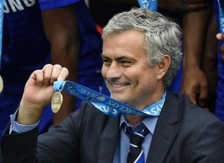 Mourinho Chelsea manager