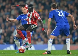Sadio Mane Chelsea vs Southampton