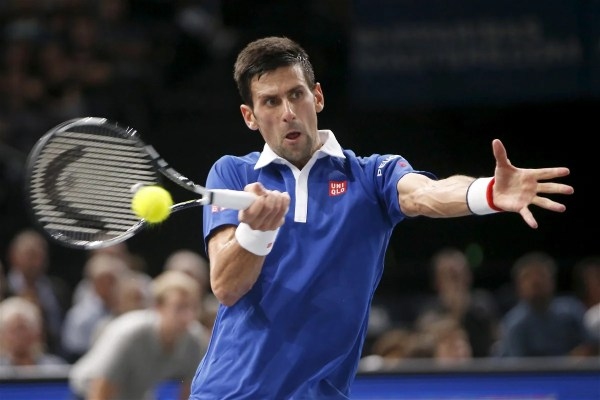Record-chasing Djokovic sets up Murray showdown ...