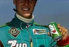 Michael Schumacher's Debut