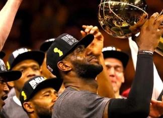 NBA Championship Odds 2017
