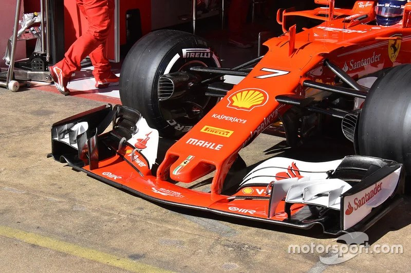 2018 ferrari f1 said to be darker shade of red essentially sports. Black Bedroom Furniture Sets. Home Design Ideas
