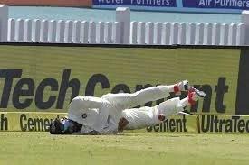 Virat Kohli injury