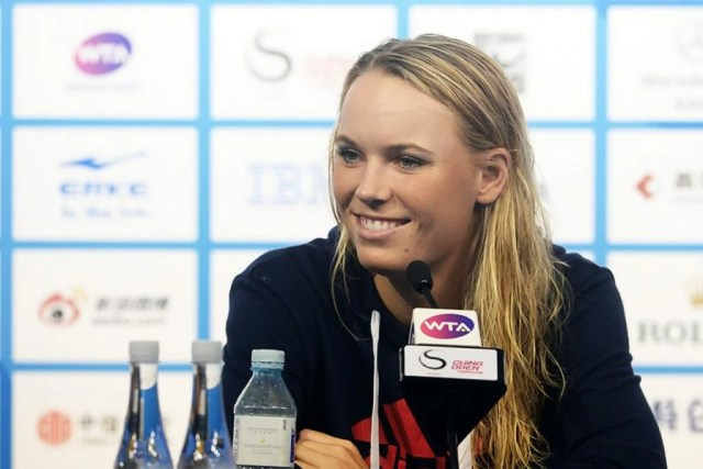 Maria Sharapova being given a wild card is disrespectful : Caroline Wozniacki