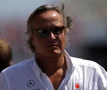 McLaren Divorce