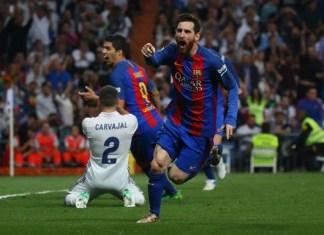 Barcelona contract