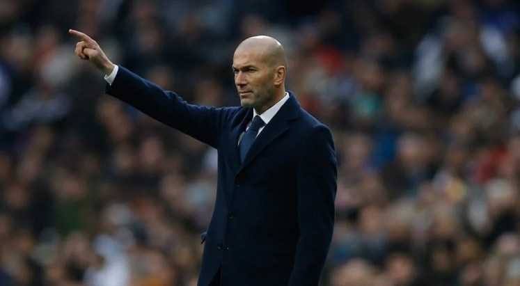 zidane1 - Who Should Become the Next Permanent Man Utd Manager?