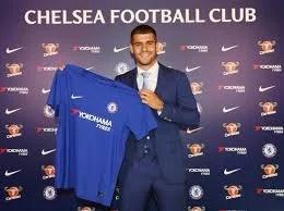 Morata Chelsea
