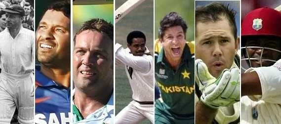 Greatest Cricketers