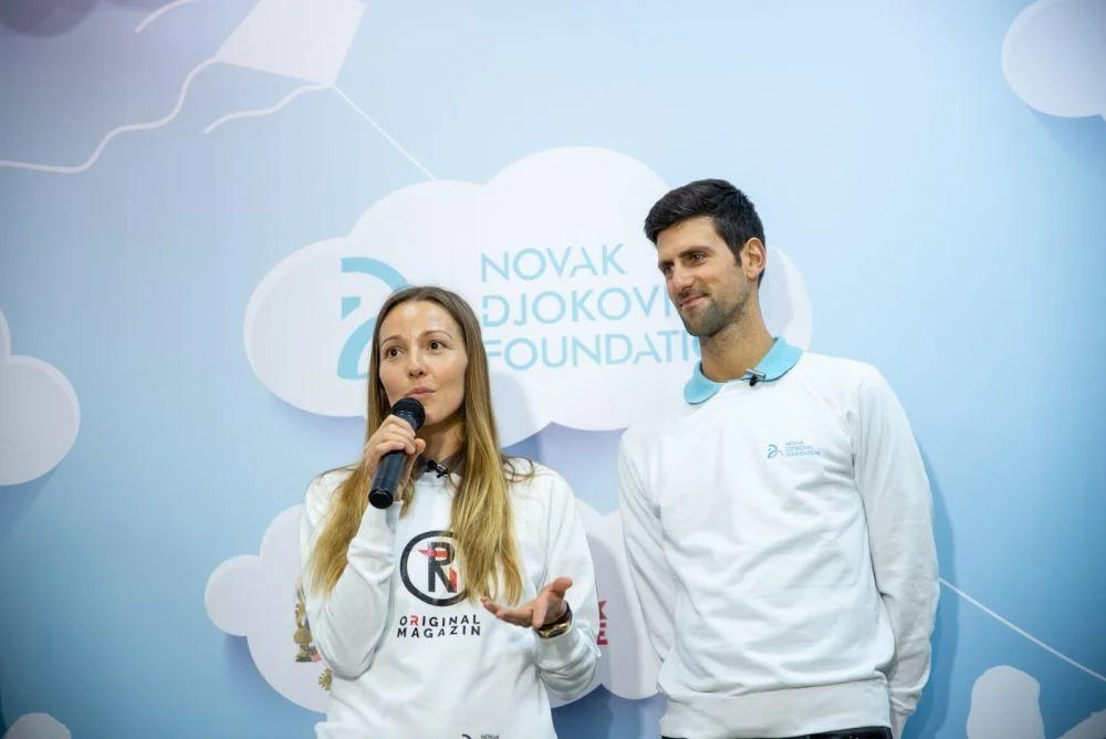 Fundación Novak Djokovic