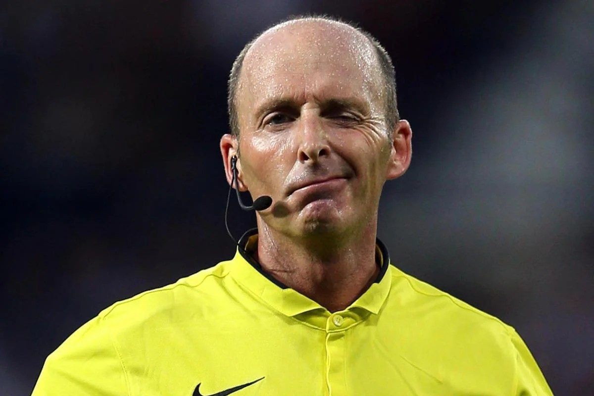 World Cup referees feature two from United States , none from England