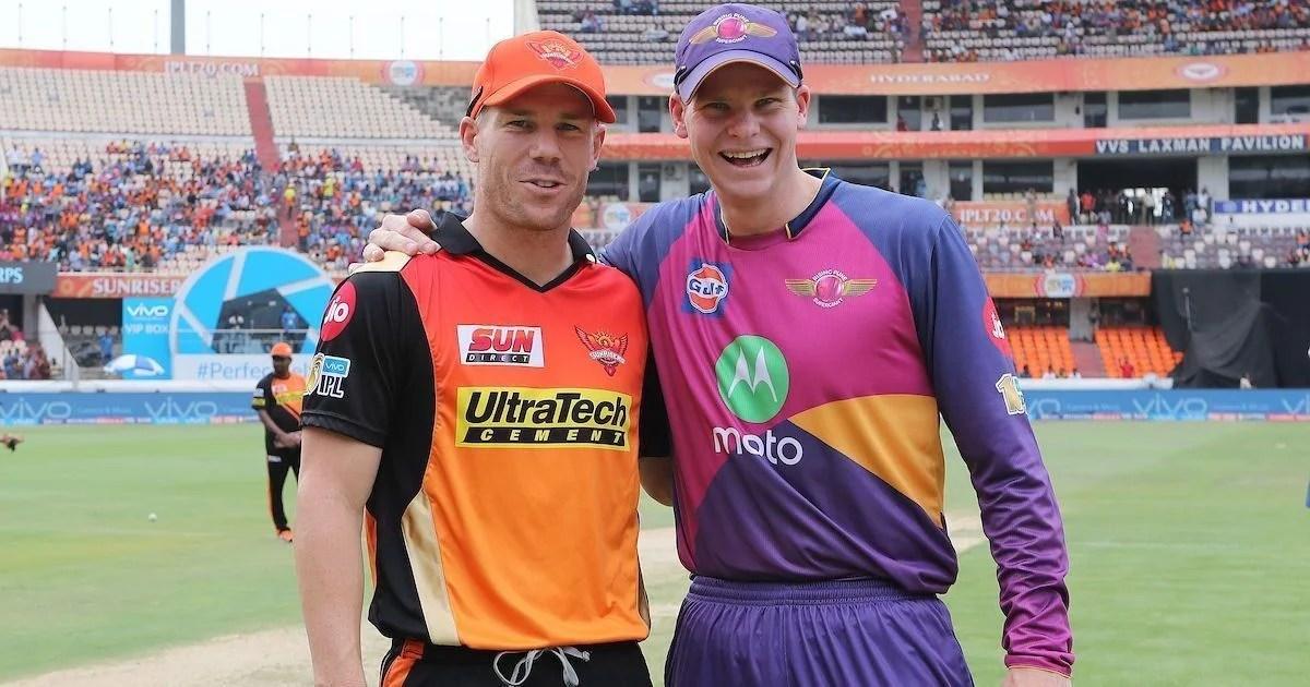 Australian cricket stars banned for 12 months