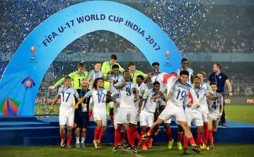 England U17 Team