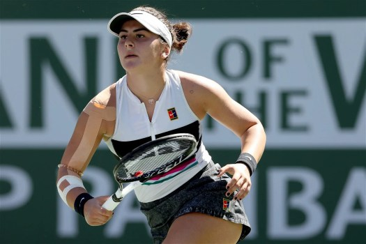 """""""Ready for New Challenges""""- Bianca Andreescu Starts ..."""