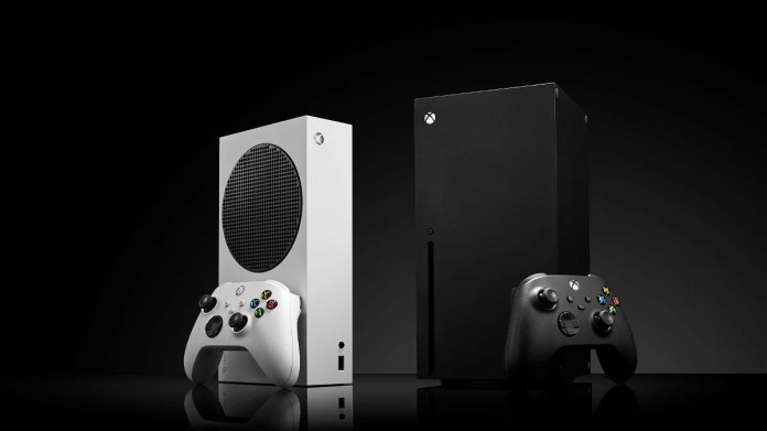 "Nouvelles consoles Xbox X et Series S ""width ="" 1920 ""height ="" 1080 ""/> Une paire de consoles de jeux vidéo pour la maison de Microsoft, y compris une Xbox Series S (L) et Xbox Series X, prise le 27 octobre 2020. (Photo de Phil Barker / Future Publishing via Getty Images)   <p data-recalc-dims="