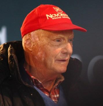 Niki Lauda has his say on the Hamilton-Rosberg tension