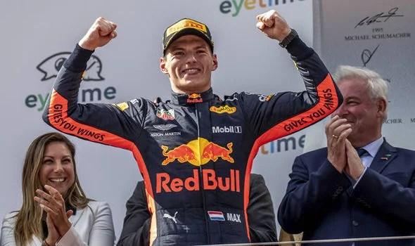 Max Verstappen Cares Little of Lewis Hamilton Comparisons
