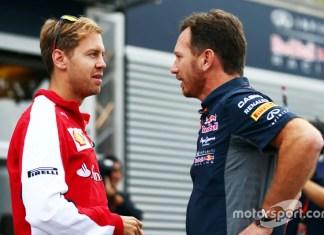 Horner feels bad for the Vettel DNF situation
