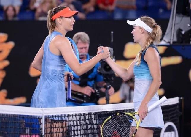 Maria Sharapova Replaces Serena Williams at Greenbrier Champions Tennis Classic