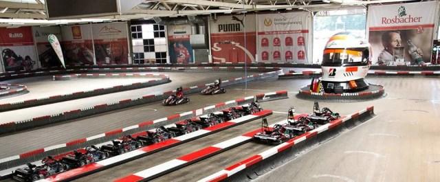 Schumacher's karting track
