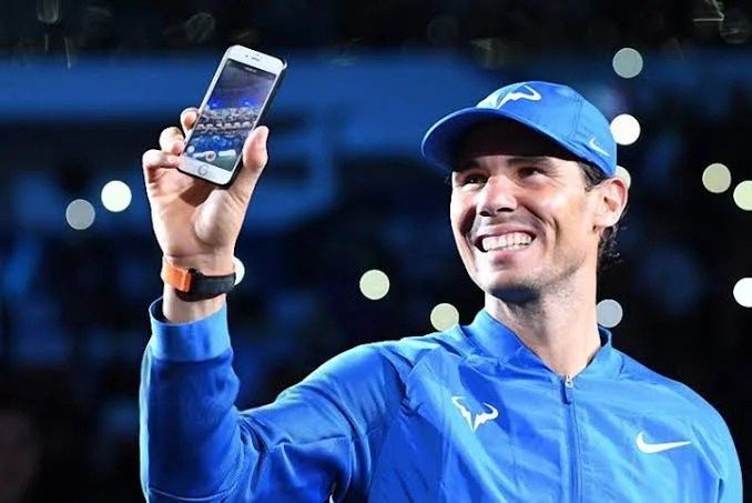 Rafael Nadal Prefers to Stay Away From Social Media
