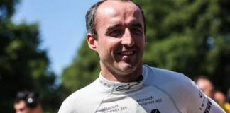 Williams F1 Reserve Role