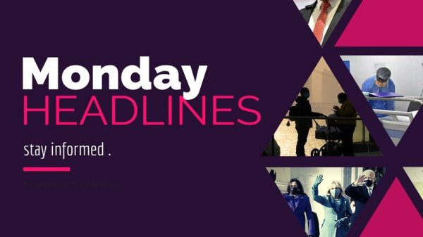 monday news headlines