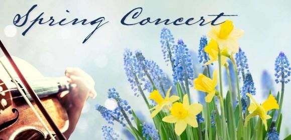 Spring Chamber Music Concert 4/30 – 5/01