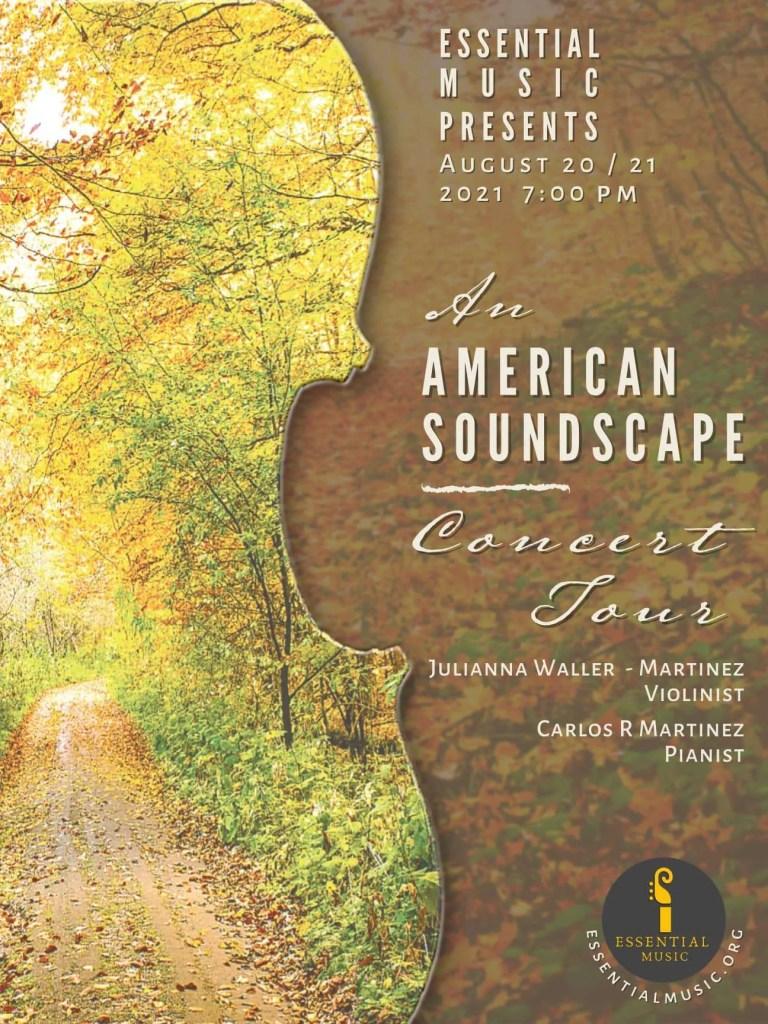American Soundscape Tour Concert!