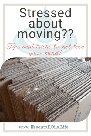 "Moving can be super stressful. Boxes, disorganization, ""helpers"" that may or may not be helpful. Its chaos... sometimes organized... sometimes not so much. Instead of fretting, we found a few life hacks that can help you keep calm and not succumb to total moving overwhelm. Because transitioning into a new home should be exciting... not a total burden."