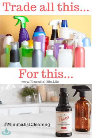 Stop the clutter under your sink. Mari Kondo your cleaning by swapping everything in your cleaner cabinet for one item that does it all, without harming your health.