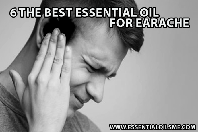 best Essential oil for Earache