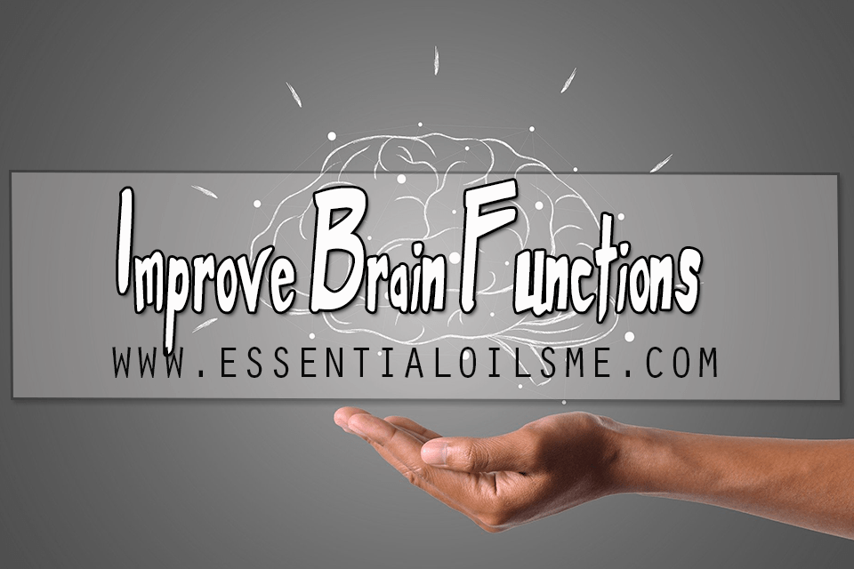 Improve brain functions