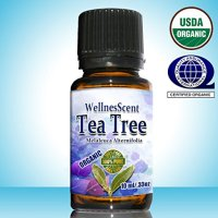Organic TEA Tree Essential Oil 100% Natural Pure ★ Undiluted Premium Therapeutic Grade ★ Essential Oils Used in Aromatherapy to Provide Relief From Cough, Colds & Chest Congestion ★ Aromatic ★ Use in a Healing Bath ★ Natures Antibiotic ★ Treat Acne, Bacterial Inflammation, Scars, Fungus, Coldsores, Nail Fungus ★ Treatment for Lice, Dandruff & Hair Loss ★ Antibacterial, Antimicrobial, Antiviral & Antifungal Function ★ Relief From Insect Sting or Bites ★ Perfect for Making Soap, Shampoo, Candles, Bath Salts, NON Toxic Bug Spray, Insect Repellent, Household Cleaner &Toothpaste ★ Dental/oral Care ★ Green Home ★ Air Freshener ★ Therapy Blends for Lotions, Body, Face Wash, Skin, Hair Care and Growth ★ Skin Tonic ★ Cut & Wound Care ★ 10 Ml Melaleuca Alternifolia ★ Plus You Get 2 Free Essential OIL Guide & E-books ★ 100% Customer Satisfaction Guaranteed or Your Money Back!