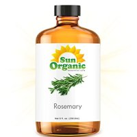 Rosemary (Huge 8oz) Best Essential Oil - by Sun Organic