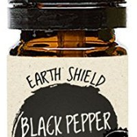 Earth Shield Black Pepper Essential Oil is 100% Pure and Therapeutic Grade - 10ml