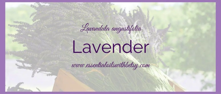 Click to read how I enjoy using my doTERRA Lavender essential oil