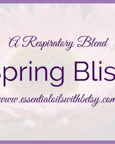 This is a beautiful blend to diffuse during the spring season. Light, and uplifting, kind of like Spring herself. At the same time, this blend promotes healthy respiratory function and uplifted mood in a wonderfully fragrant way.