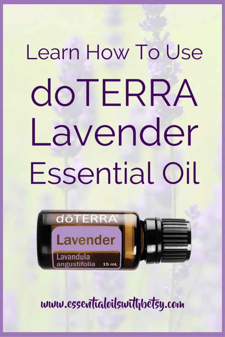 Are you wondering how to use Lavender essential oil? Grab your bottle of doTERRA Lavender essential oil, and try these Lavender oil tips!  #doterra #lavenderoil #naturalhealth #nontoxic