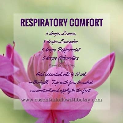 respiratory comfort