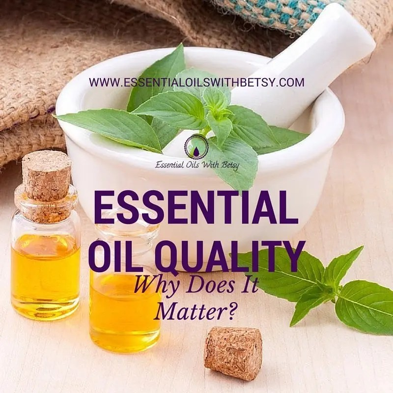 ESSENTIAL OIL QUALITY: WHY DOES IT MATTER? Essential oil quality is actually a really big deal. And it should be. Sourcing and testing practices matter. Read more here...