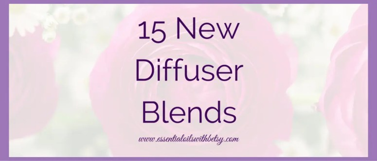 I thought you might enjoy some new diffuser blends to try out! Diffusing is pretty much my very favorite way to use essential oils. As a busy Mom, I love the convenience, and the fact that the whole family can benefit while using the same amount of oil. Our diffuser is always running, and I'm always coming up with brand new ideas. What's your favorite blend?