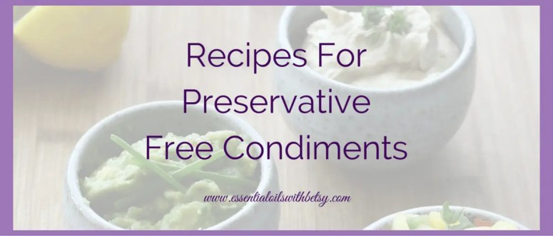 I think you are going to love the following Dips, Sauces, and Spice Mixes!